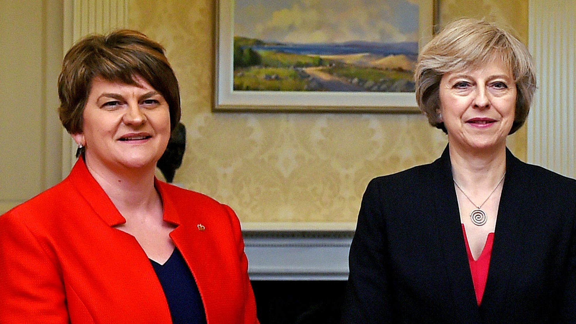 DUP could seek cut in air tax in talks with Prime Minister