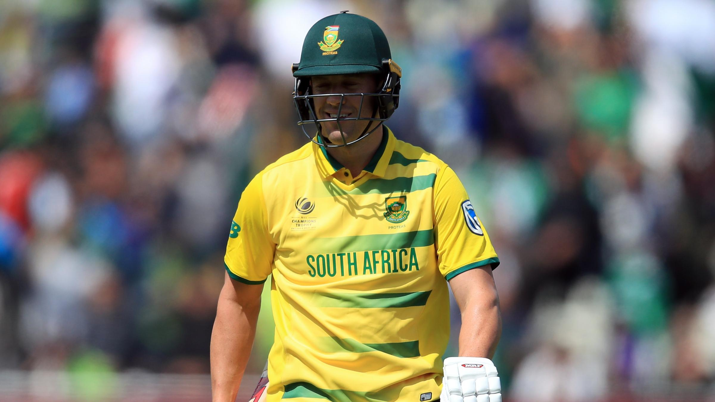 De Villiers confident of leading South Africa in 2019 World Cup