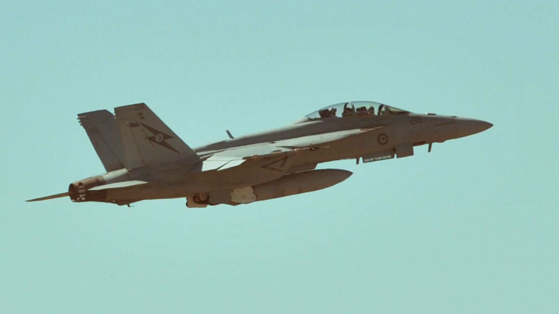 Pentagon: US shoots down Syrian fighter jet