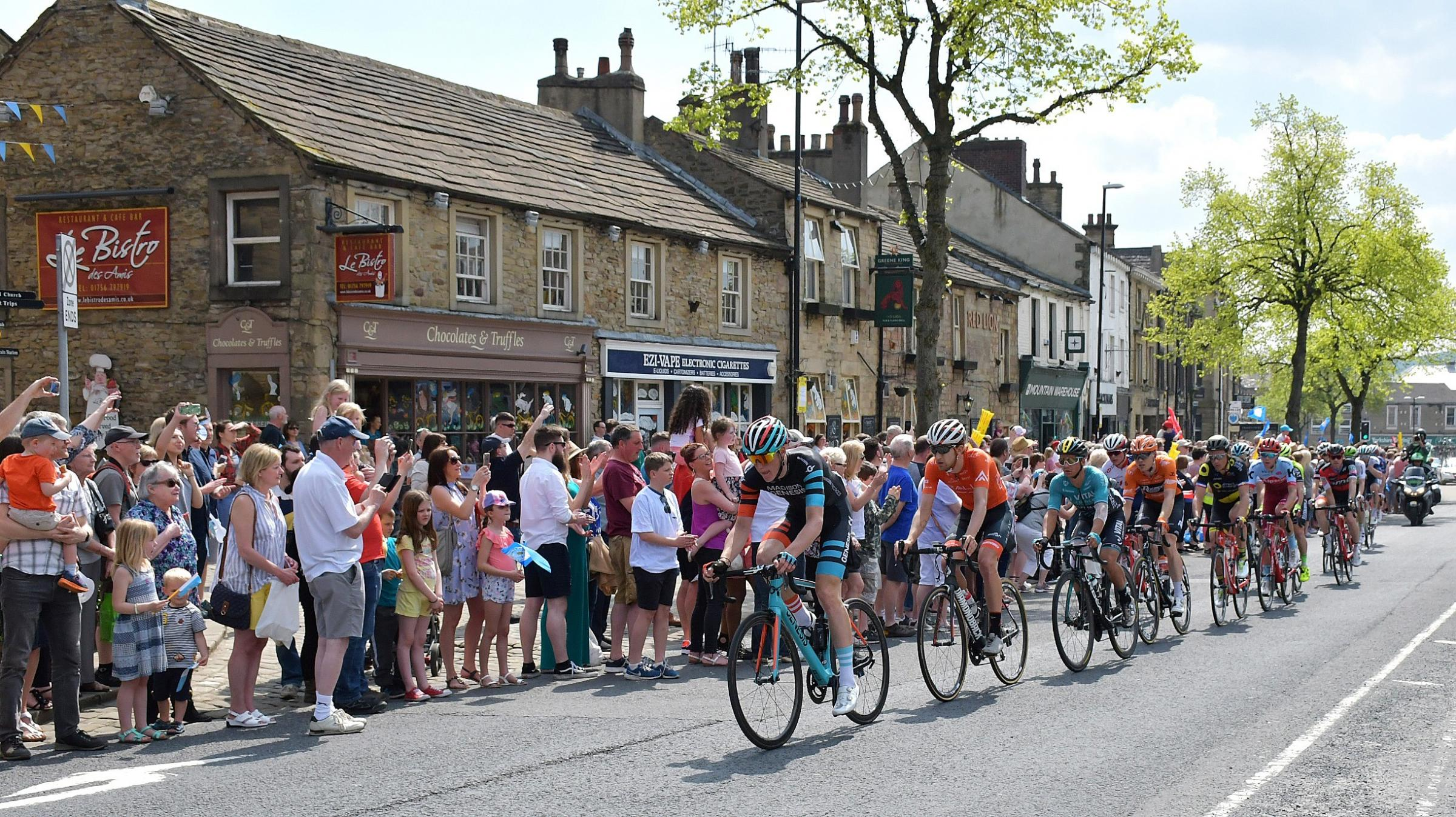 Tour de Yorkshire route for 2019 announced